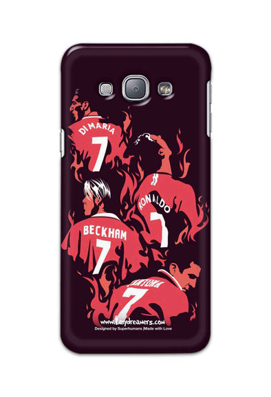 Samsung Galaxy A8 - Manchester United No.7 Legends