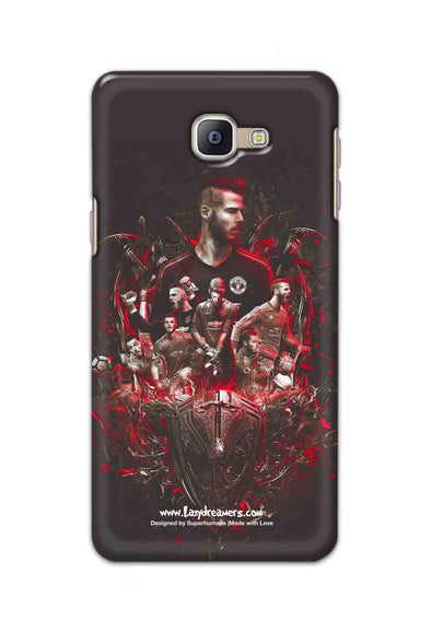 Samsung Galaxy A9 2016 - The Red Devils