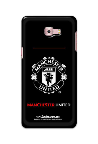 Samsung Galaxy C9 Pro - Manchester United Classic Logo
