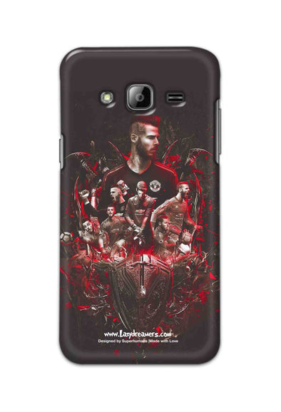 Samsung Galaxy J3 2016 - The Red Devils