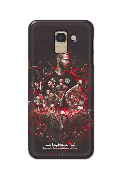 Samsung Galaxy J6 2018 - The Red Devils