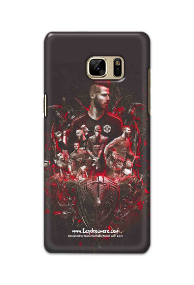 Samsung Galaxy Note7 - The Red Devils