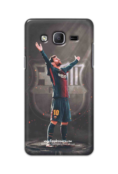 Samsung Galaxy On7 - Lionel Messi Celebration
