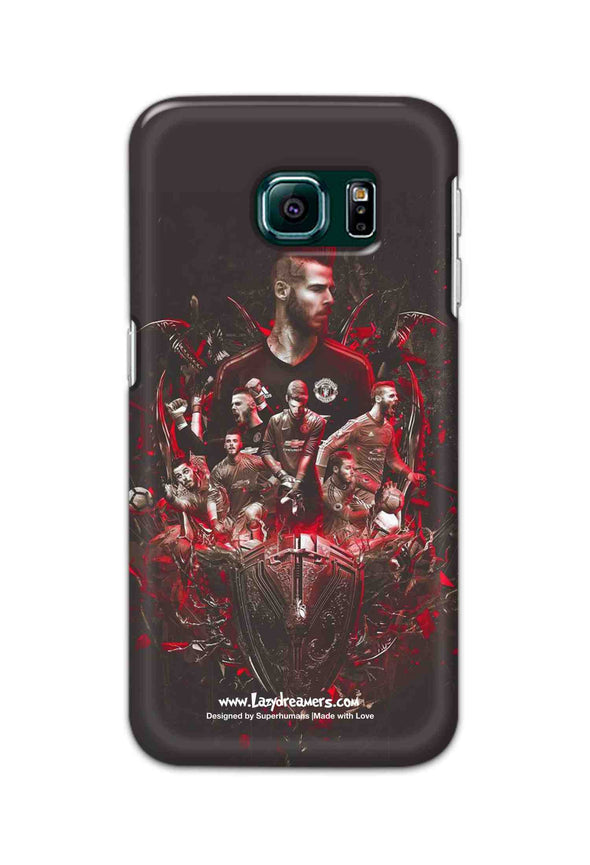 Samsung Galaxy S6 Edge - The Red Devils