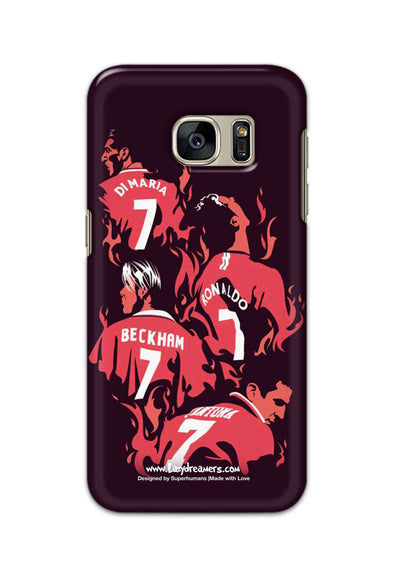 Samsung Galaxy S7 - Manchester United No.7 Legends