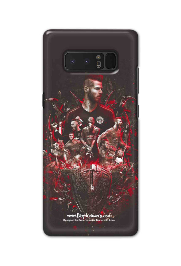 Samsung Note 8 - The Red Devils
