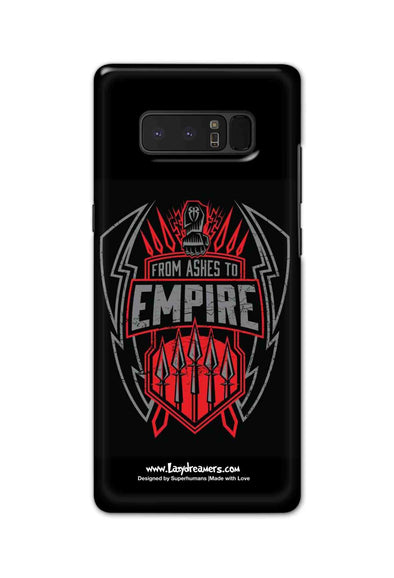 Samsung Note 8 - WWE Roman Reigns Ashes to Empire
