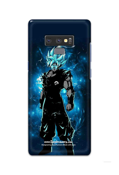 Samsung Note 9 - Dragon Ball Super Saiyan Blue Goku