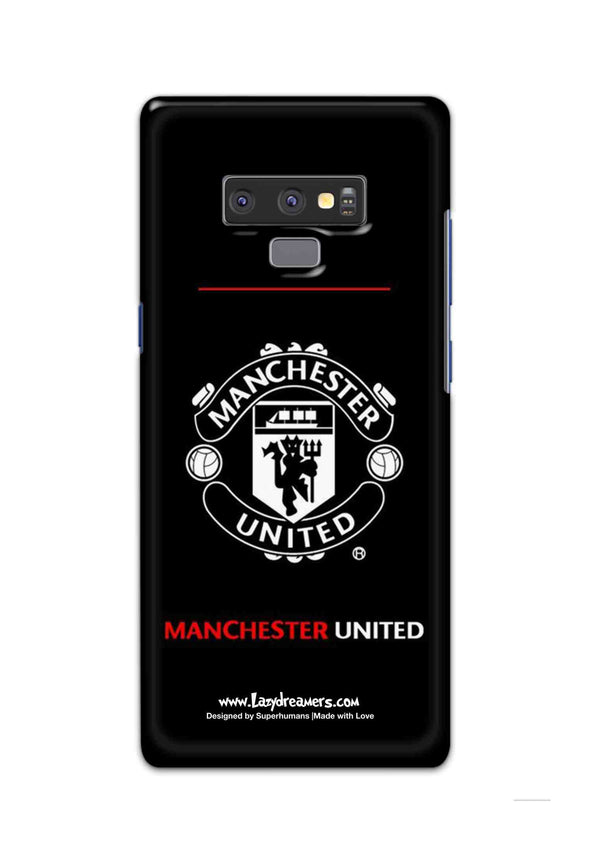 Samsung Note 9 - Manchester United Classic Logo
