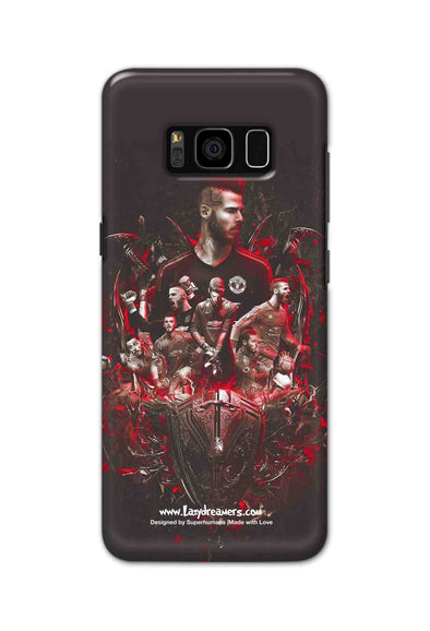 Samsung S8 - The Red Devils