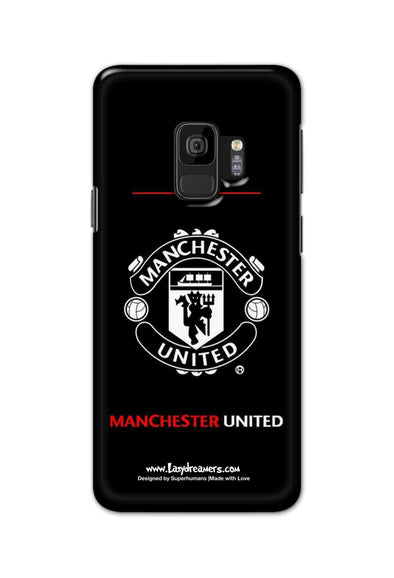 Samsung S9 - Manchester United Classic Logo