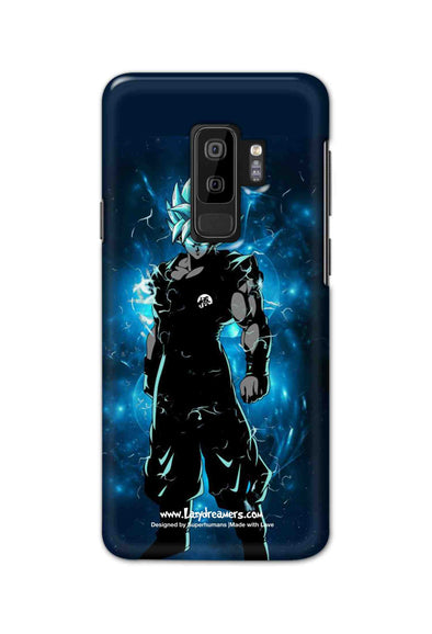 Samsung S9 plus - Dragon Ball Super Saiyan Blue Goku