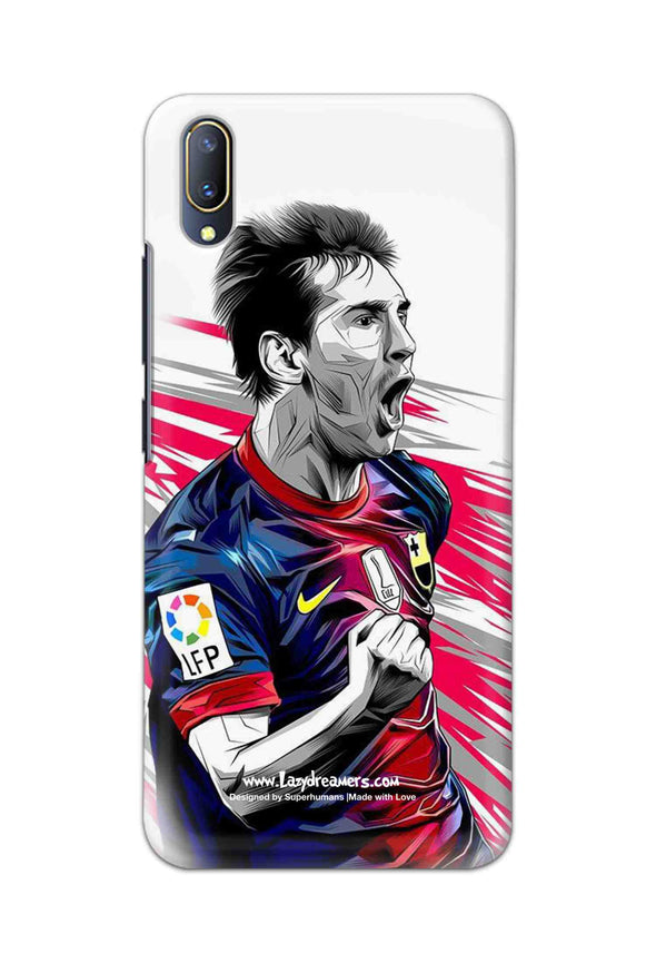 V11 PRO - Lionel Messi Fan Artwork