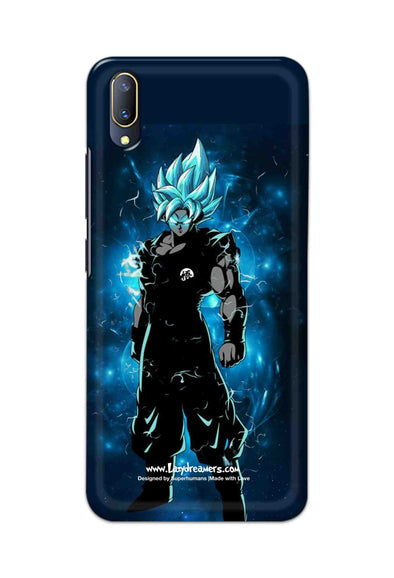 Vivo V11 - Dragon Ball Super Saiyan Blue Goku