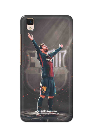 Vivo V3 - Lionel Messi Celebration