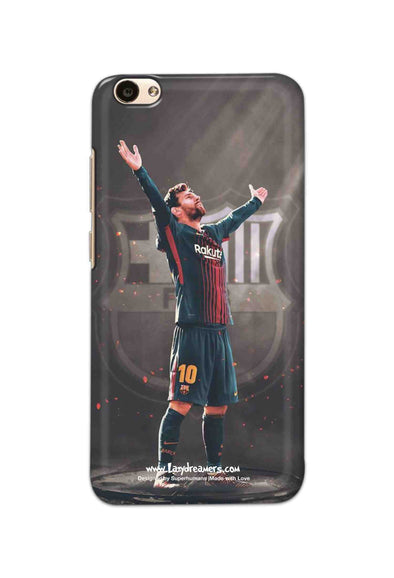 Vivo V5 - Lionel Messi Celebration