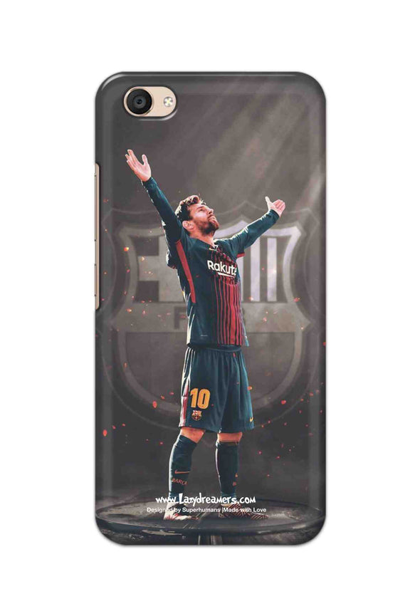 Vivo V5 Plus - Lionel Messi Celebration