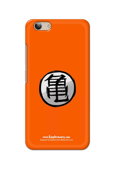 Vivo Y53 - Dragon Ball Turtle Hermit Symbol