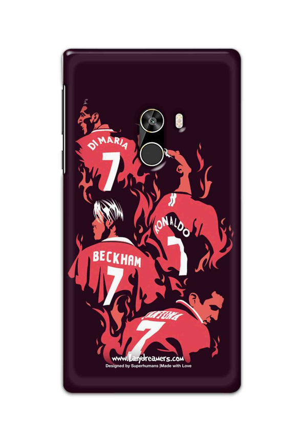 Xiaomi Mi Mix - Manchester United No.7 Legends