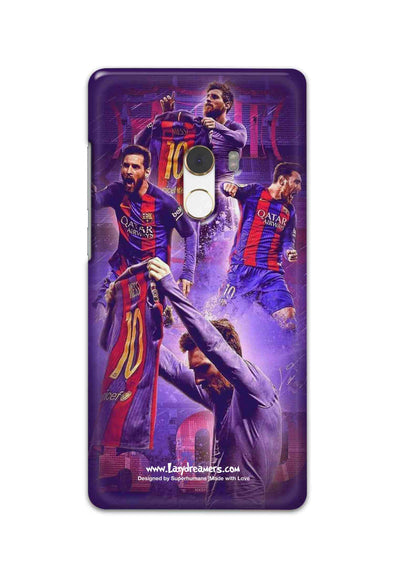 Xiaomi Mi Mix 2 - Lionel Messi Celebration Collage