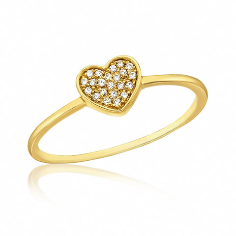 LOVESTRUCK HEART RING