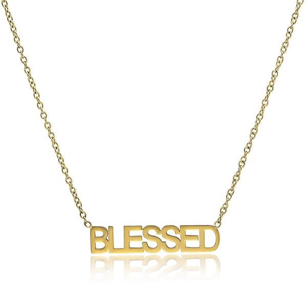 Cara's Cutout Name Necklace