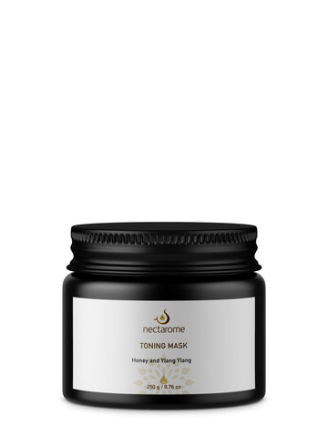 Toning Mask: Honey & Ylang Ylang