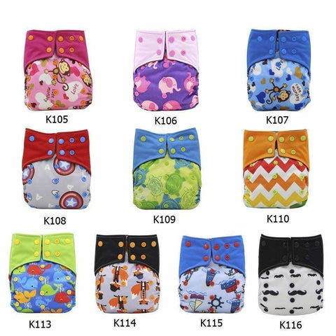 Baby Pocket Diaper Nappies