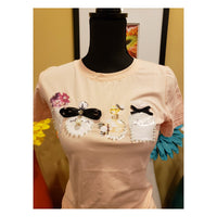 Perfume Bottle Graphic Tee