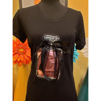 Perfume Bottle Tee CURVY