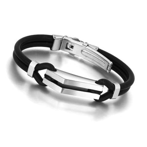 Bracelet Bangle Man Stainless Steel