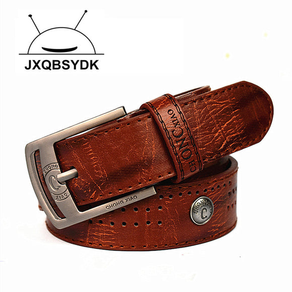 Men belts Luxury brand Retro cowboy  Men
