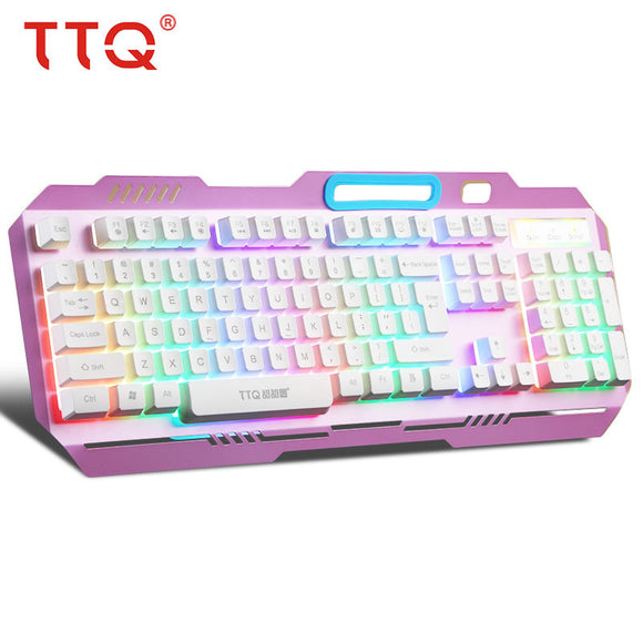 TTQ unicorn Mechanical Keyboard gamer wireless