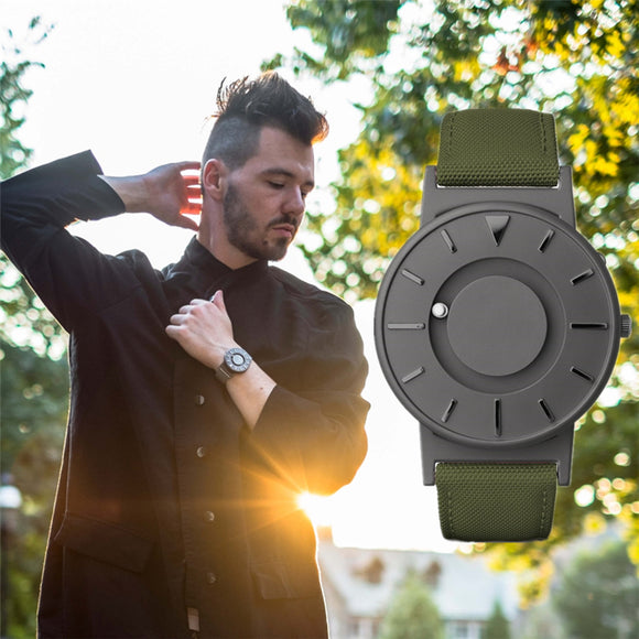 EUTOUR green canvas creative Watches Luxury Military