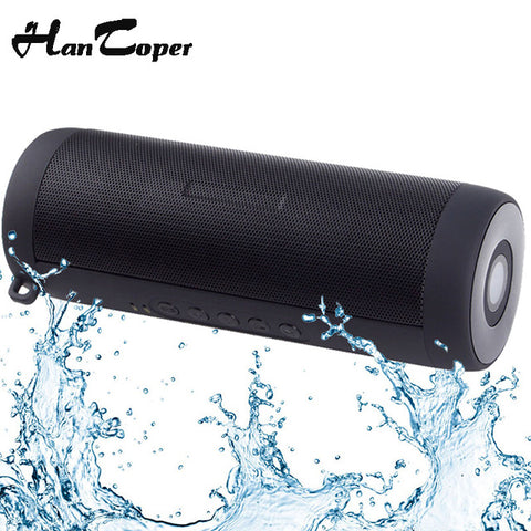Mini haut parleur Bluetooth etanche+LED
