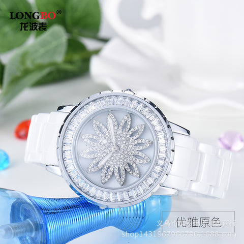 Montre femme fashion en ceramique