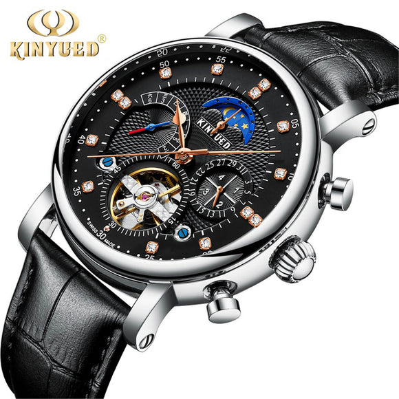Montre homme Automatique KINYUED