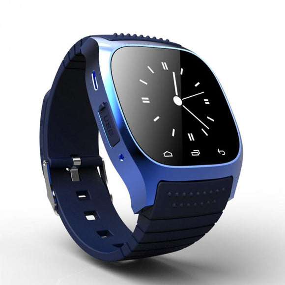 SmartWatch  / Dial / Alarm /Pedometer for Android IOS HTC Mobile Phone