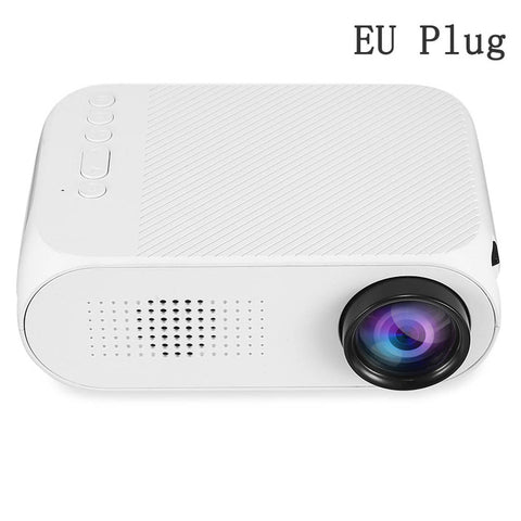 Newest YG320 Mini Portable Projector Led Projector Home