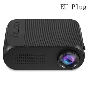 -75% sur les Mini Portable Projector Led Newest YG320