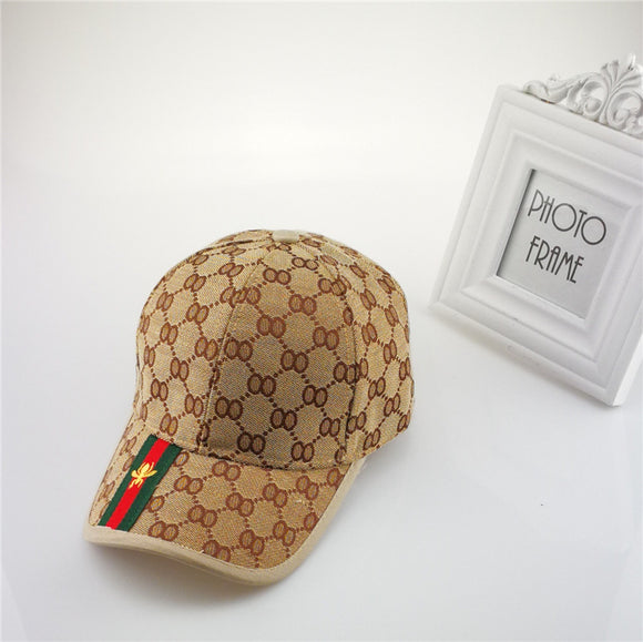-50% sur les Caps Unisex Plaid Fashion Casual Hat Men Women