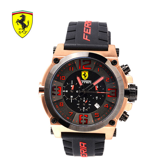 SCUDERIA FERRARI Brands 2018 New Watch Men Sports Fashion