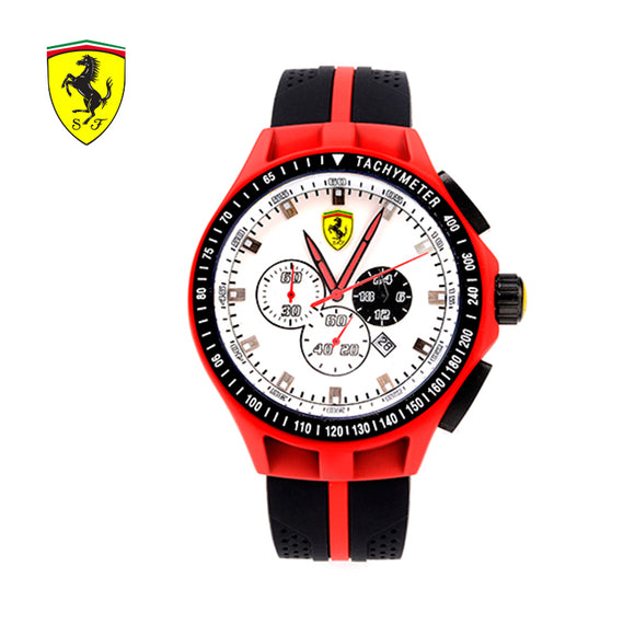 SCUDERIA FERRARI Brands Watch Men's Sports Fashion Waterproof