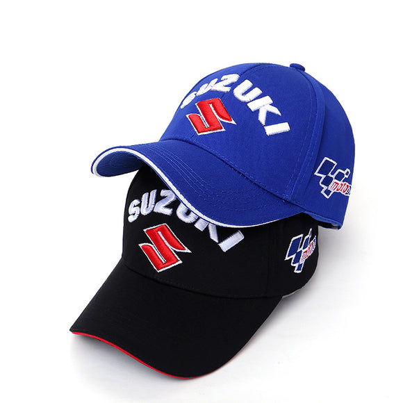 NEW Motorcycle Racing Cap Hat summer SUZUKIS cap