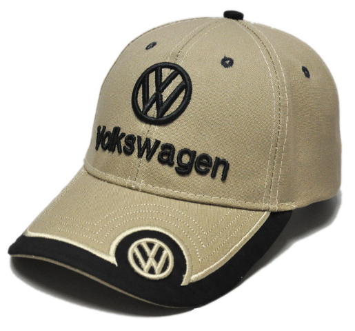 2018 NEW Volkswagen Baseball Cap Auto Logo embroidery Adjustable
