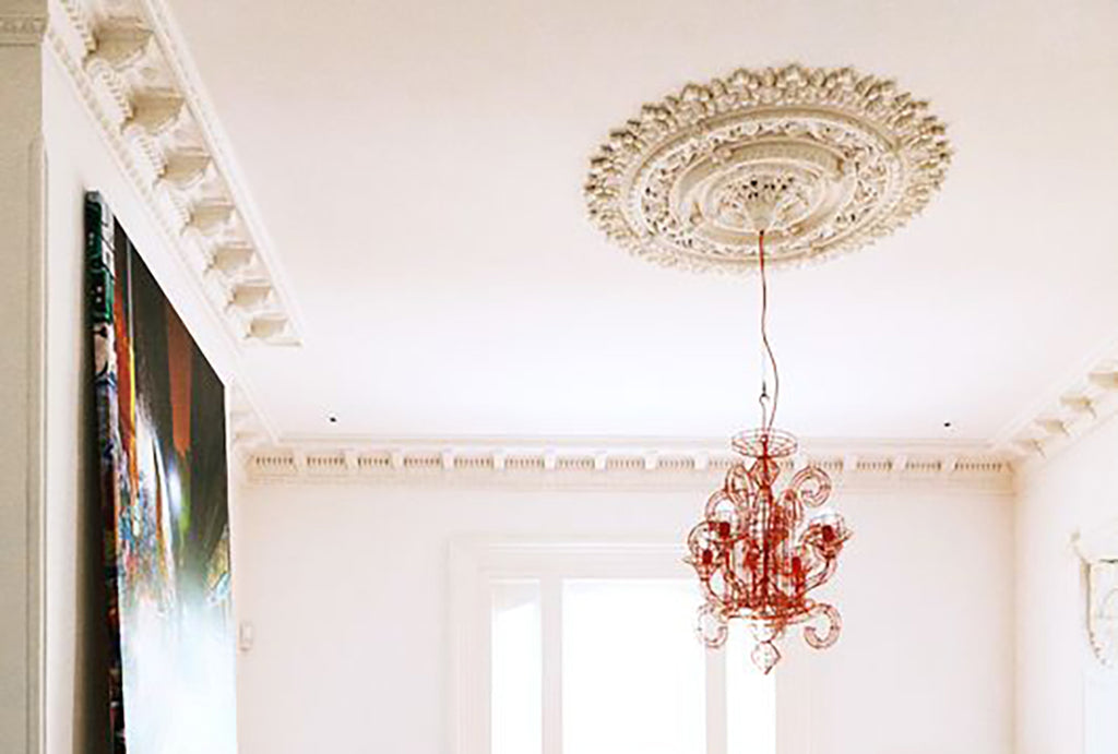All You Need To Know About Ceiling Roses