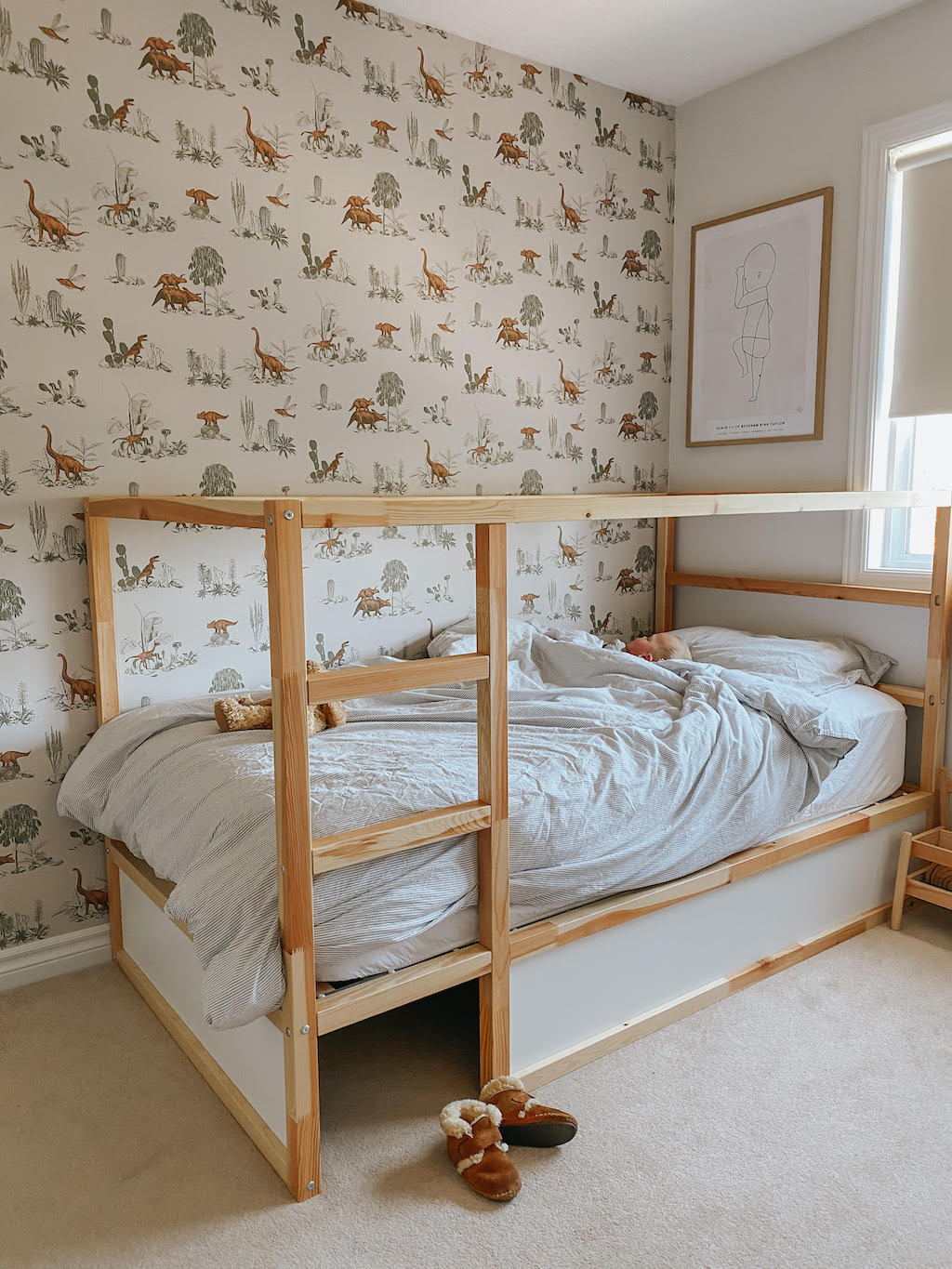 Gender Neutral Wallpapers for Nursery Rooms