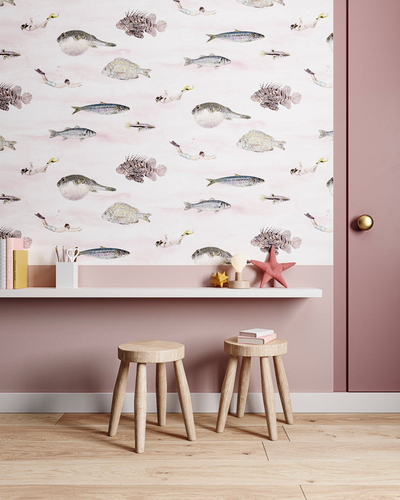 New Collection: Fish Wallpaper