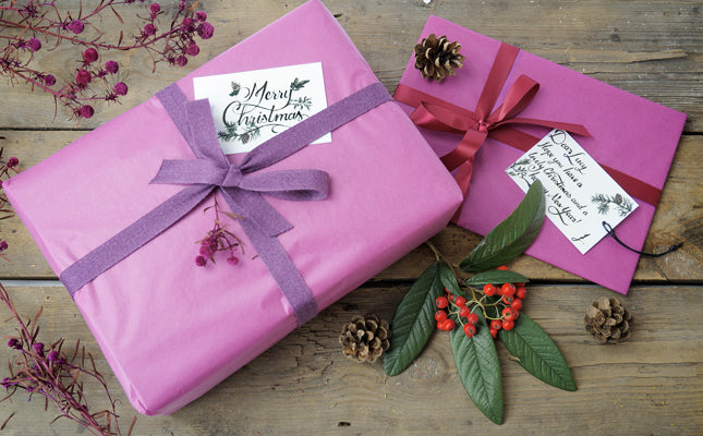 Free Christmas Gift Wrapping and Gift Ideas