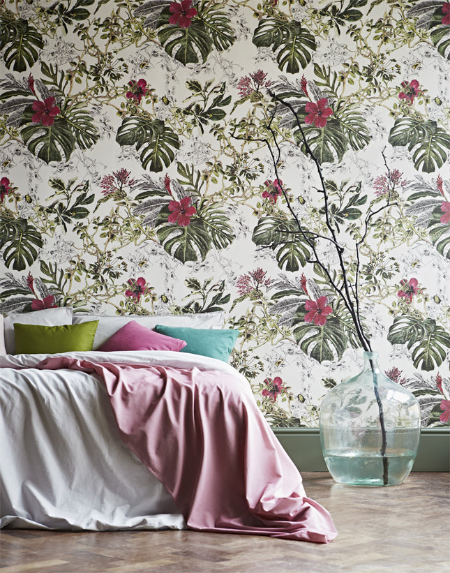 The Seasons Wallpaper Collection Launch